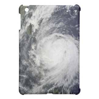 Typhoon Lupit off the Philippines iPad Mini Cover