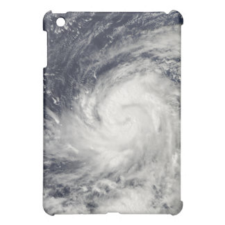 Typhoon Lupit over the western Pacific Ocean Case For The iPad Mini