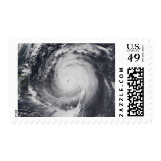 Typhoon Maemi in the Western Pacific Ocean Postage