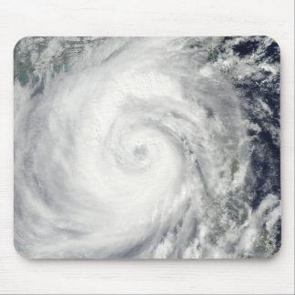 Typhoon Megi 2 Mouse Pad
