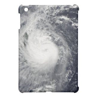 Typhoon Mirinae heading west Cover For The iPad Mini