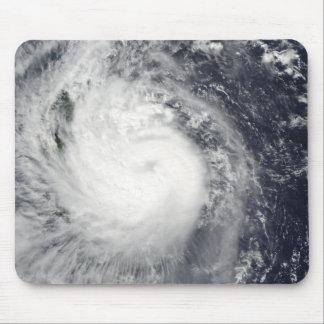 Typhoon Mirinae heading west Mouse Pad