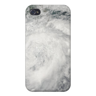 Typhoon Morakot over China Cover For iPhone 4