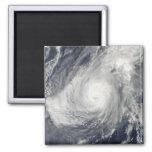 Typhoon Nida south-southwest of Iwo Jima Magnet