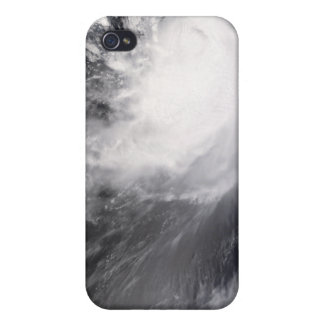 Typhoon Nuri approaching China iPhone 4/4S Cover