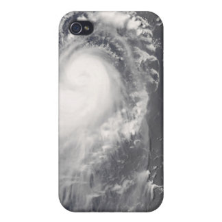 Typhoon Nuri approaching the Philippine Islands iPhone 4/4S Cover