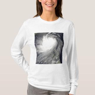 Typhoon Nuri over the Philippine Islands T-Shirt