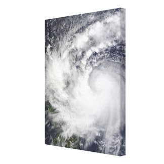 Typhoon Parma 2 Canvas Prints