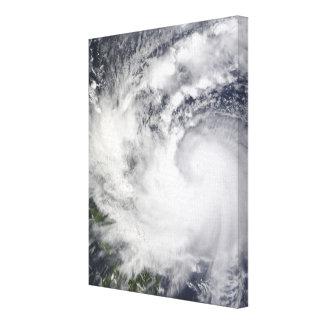 Typhoon Parma 2 Canvas Print