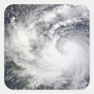 Typhoon Parma 2 Square Stickers