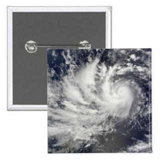 Typhoon Parma heading westward Pinback Buttons