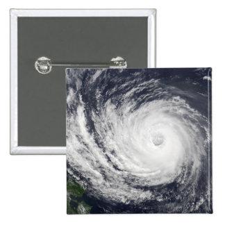 Typhoon Phanfone Pinback Buttons