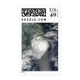 Typhoon Stamp