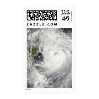 Typhoon Prapiroon Postage Stamp