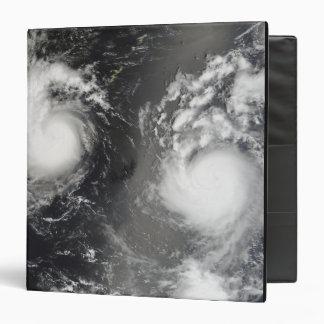 Typhoon Saomai and Tropical Storm Bopha Binder