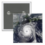 Typhoon Sinlaku 2 2 Inch Square Button