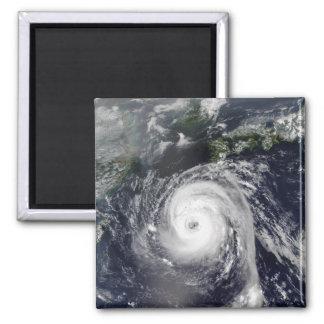 Typhoon Sinlaku 2 Magnet