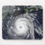 Typhoon Sinlaku 2 Mouse Pad