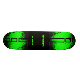 TYPHOON Skateboard