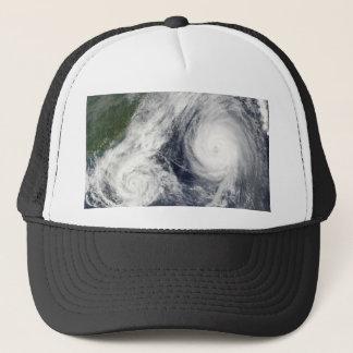 Typhoons Parma & Melor Trucker Hat