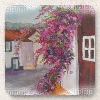 typical alentejo houses coasters