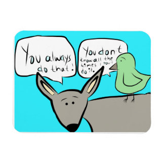 Typical Argument Magnet