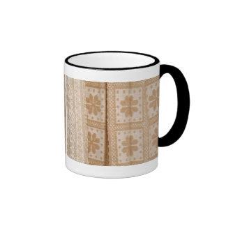 Typical azorean blanket ringer mug