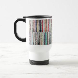Typical azorean blanket travel mug