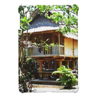 Typical Bali bungaloo iPad Mini Cover