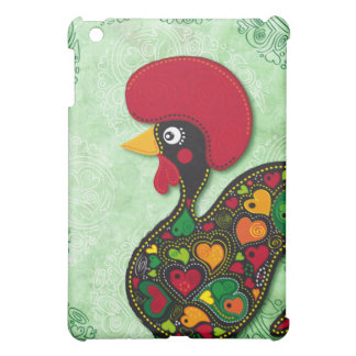 Typical Barcelos Rooster  iPad Mini Cases