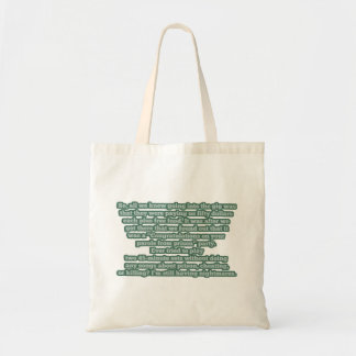Typical Bluegrass No. 1 - Prison Parole Party Tote Bag