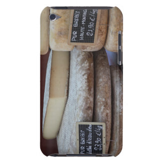 typical cheeses of pyrenees iPod touch covers