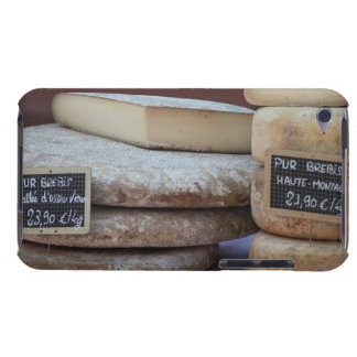 typical cheeses of pyrenees iPod Case-Mate case