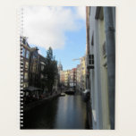 "Typical Dutch view Planner<br><div class=""desc"">Taken in Amsterdam over a canal</div>"