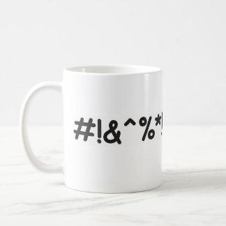 Typical Frustrating Day Coffee Mug