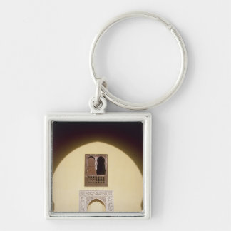 Typical Moroccan Window Keychain