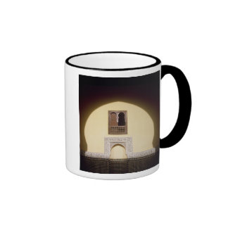 Typical Moroccan Window Ringer Mug