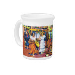 Typical of Early Los Angeles - Olvera Street Beverage Pitchers