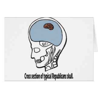 Typical Republican Card