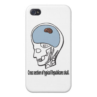 Typical Republican iPhone 4/4S Cover