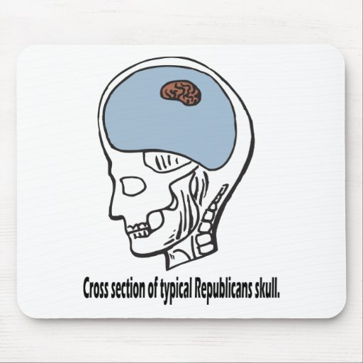 Typical Republican Mouse Pad