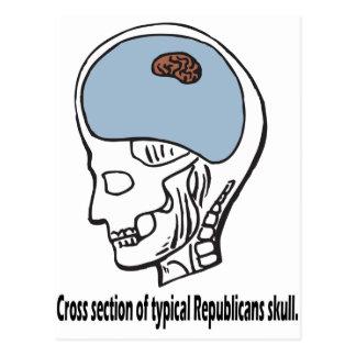 Typical Republican Postcard