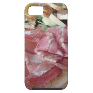 Typical rustic tuscan appetizer . Italian starter iPhone SE/5/5s Case