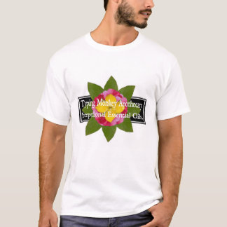 Typing Monkey Apothecary Exceptional Essential Oil T-Shirt