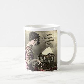 Typist Administrative Professional Day Vintage Pho Coffee Mug