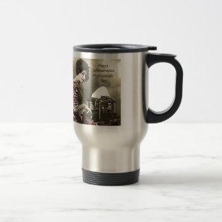 Typist Administrative Professional Day Vintage Pho Travel Mug