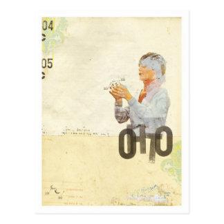 Typo 3 postcard