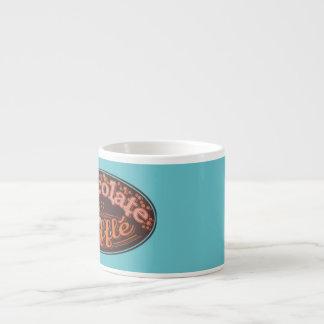 """Typo Espresso Mug """"Chocolate Soufflé"""""""
