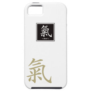 "Typography ""Aura "" of Chinese character iPhone SE/5/5s Case"