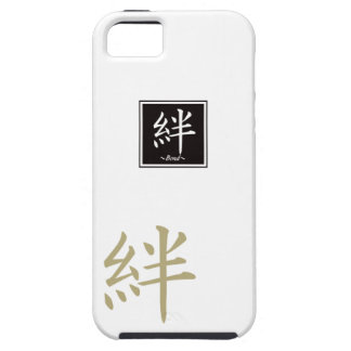 "Typography ""Bond "" of Chinese character iPhone SE/5/5s Case"